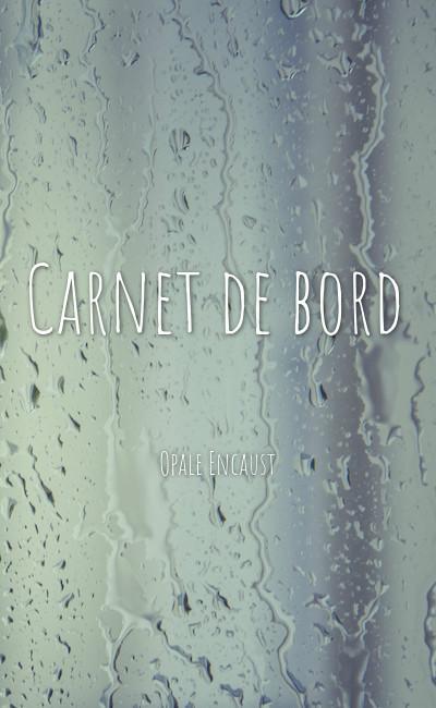 Image de couverture de Carnet de bord