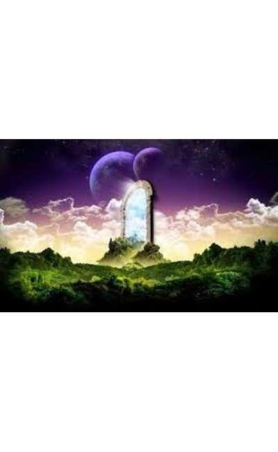 """Image de couverture de Réponse à : """"Porte Magique""""."""