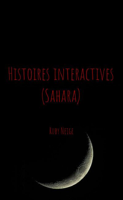 Image de couverture de Histoires interactives (Sahara)