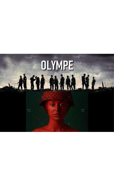 Image de couverture de Olympe