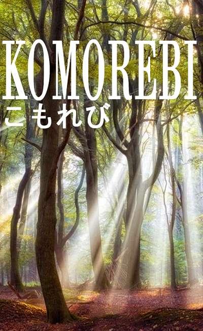 Image de couverture de Komorebi