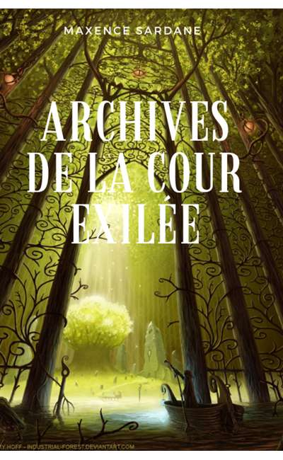Image de couverture de Archives de la Cour Exilée