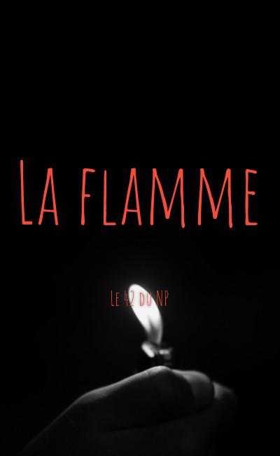 Image de couverture de La flamme