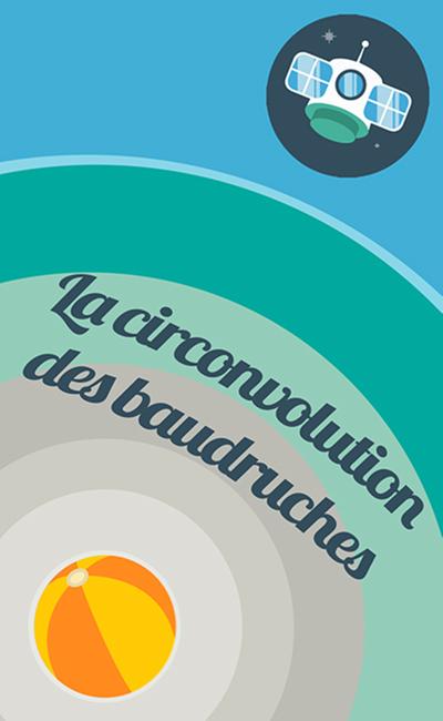 Image de couverture de La circonvolution des baudruches