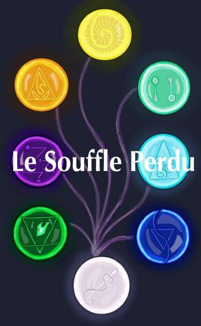 Image de couverture de Le Souffle Perdu
