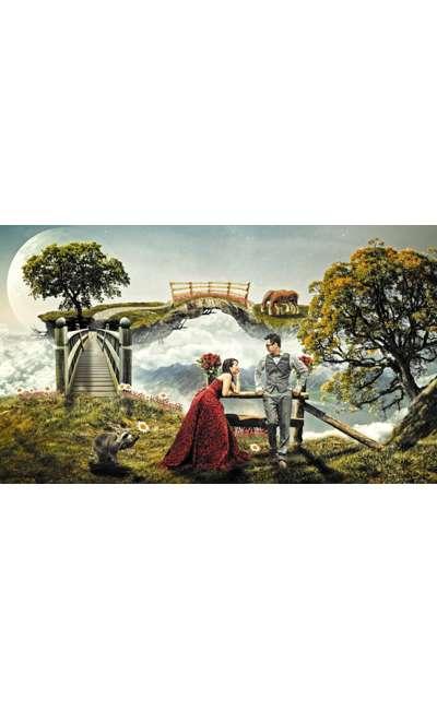 Image de couverture de Poèsie; Un amour si loin
