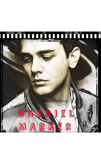 Image de couverture de Gabriel Marker