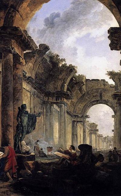 Image de couverture de Les Châteaux meurent aussi
