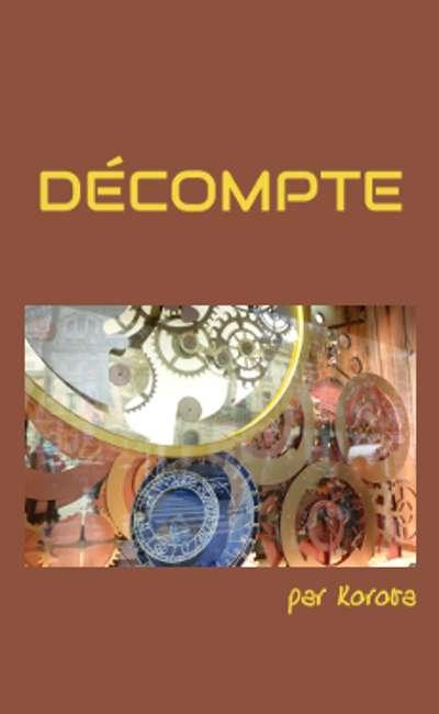 Image de couverture de Décompte
