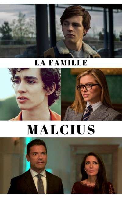 Image de couverture de La famille Malcius