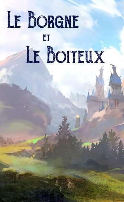 Image de couverture de Le borgne et le boiteux