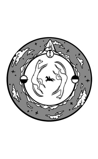 Image de couverture de La Chevauchée des Exilés