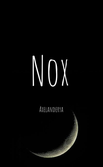 Image de couverture de Nox