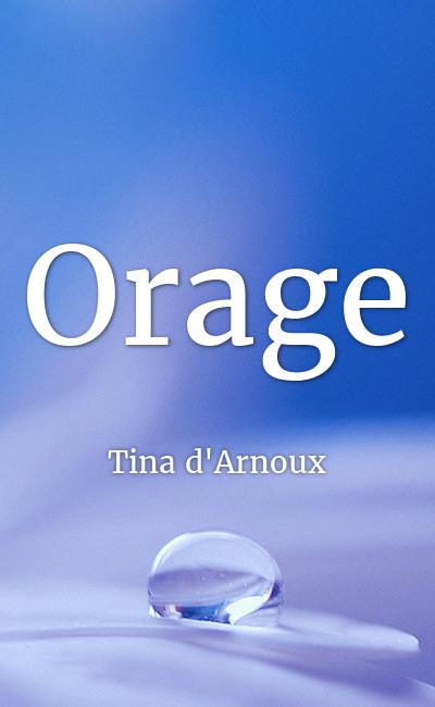 Image de couverture de Orage