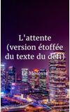 Image de couverture de L'attente (version étoffée du texte du défi)