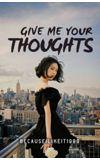 Image de couverture de Give me your thoughts