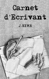 Image de couverture de Carnet d'Ecrivant [Diarisme]