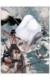 Image de couverture de Dans les pas d'Herman Melville.