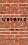 Image de couverture de L'absence