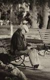 Image de couverture de Le vieil homme est amer