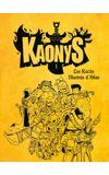 Image de couverture de Kaonys - Les récits d'Atlas