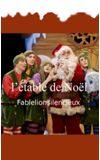 Image de couverture de À l'étable de Noël