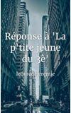 """Image de couverture de Réponse à """"La p'tite jeune du 3è"""""""