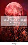 Image de couverture de L'académie du sang rouge