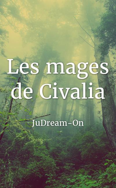 Image de couverture de Les mages de Civalia