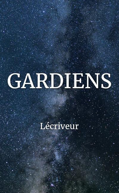 Image de couverture de GARDIENS