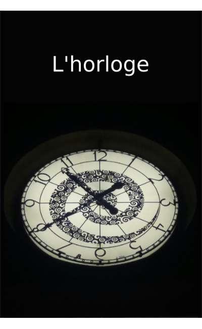 Image de couverture de L'horloge