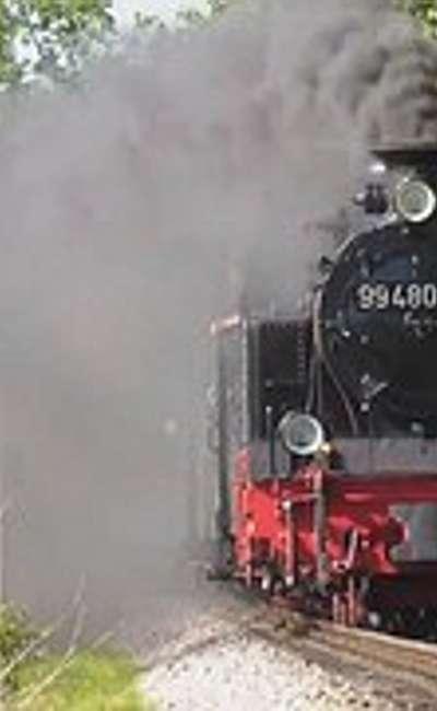 Image de couverture de Défi / Des trains, des voyageurs