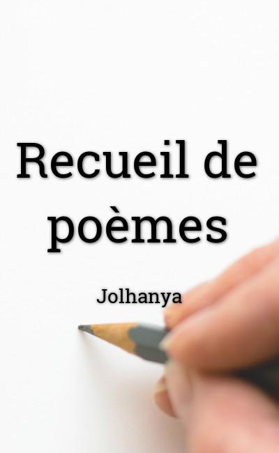 Image de couverture de Recueil de poèmes