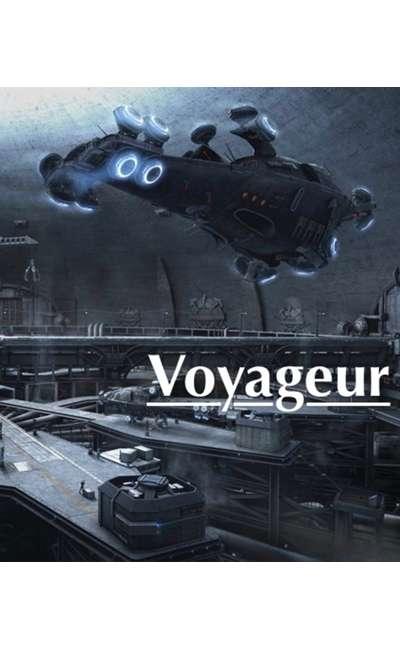 Image de couverture de Voyageur (Gay, SF)