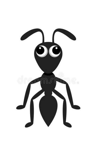 Image de couverture de La fourmi