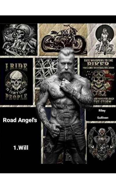 Image de couverture de Road Angels - Will tome 1