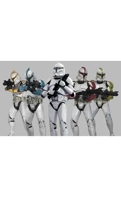 Image de couverture de Une Jedi et un clone
