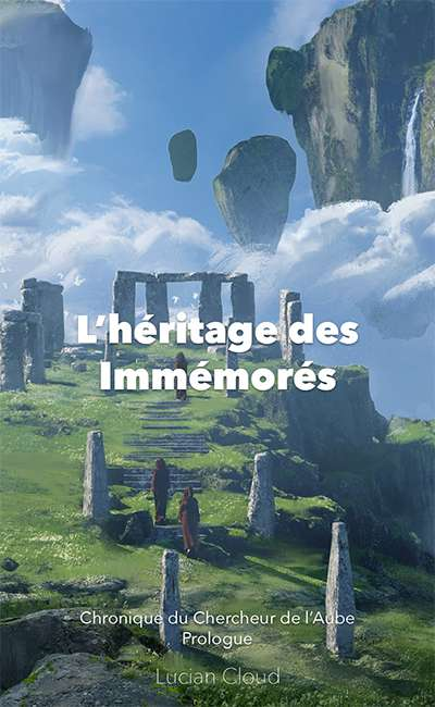 Image de couverture de Chronique du Chercheur de l'Aube (Prologue)