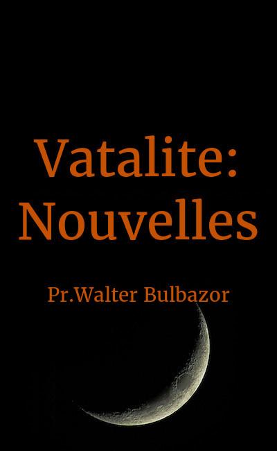 Image de couverture de Vatalite: Nouvelles