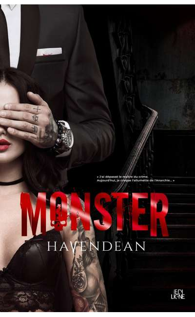 Image de couverture de MONSTER