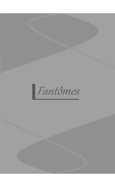 Image de couverture de Fantômes