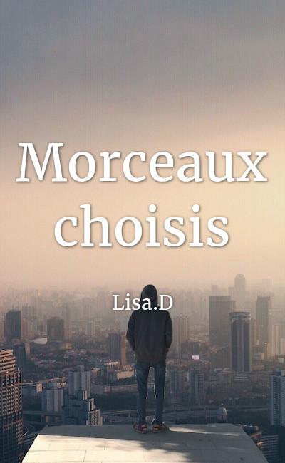 Image de couverture de Morceaux choisis