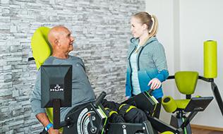 Rehabilitation/Physiotherapy