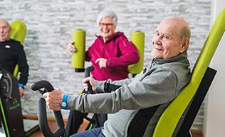 Elderly care/Memory care