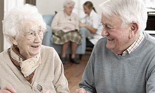 Elderly care/Memory care