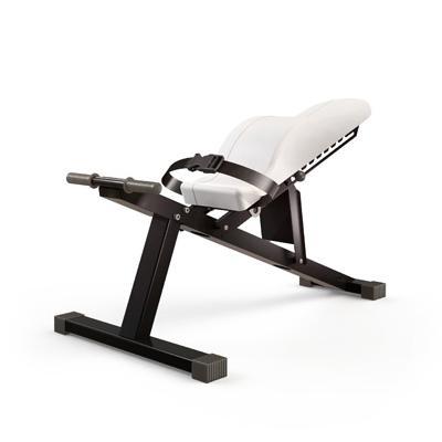 Exercise equipment 1200 Abdominal Isolator HUR Gym