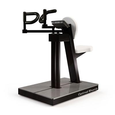 Exercise equipment 3175 Optimal Rhomb HUR Gym