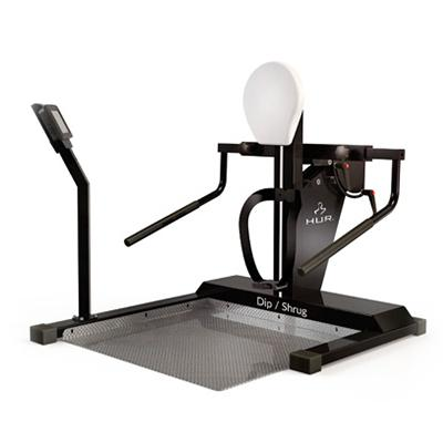 Exercise equipment EA9125 Dip / Shrug Easy Access HUR Gym