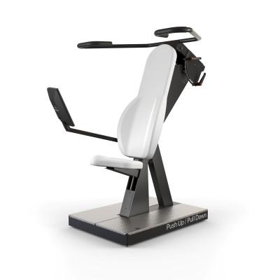 Exercise equipment 3120 Push Up / Pull Down HUR Gym
