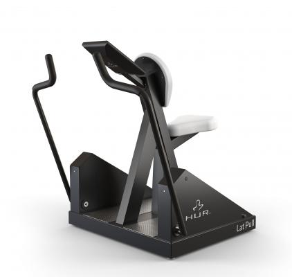 Exercise equipment 3150 Lat Pull HUR Gym